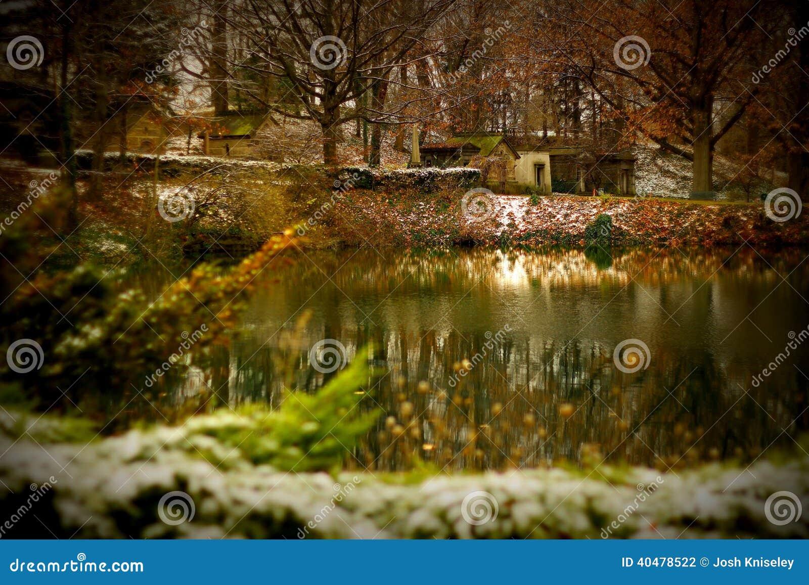 童话Christmas湖