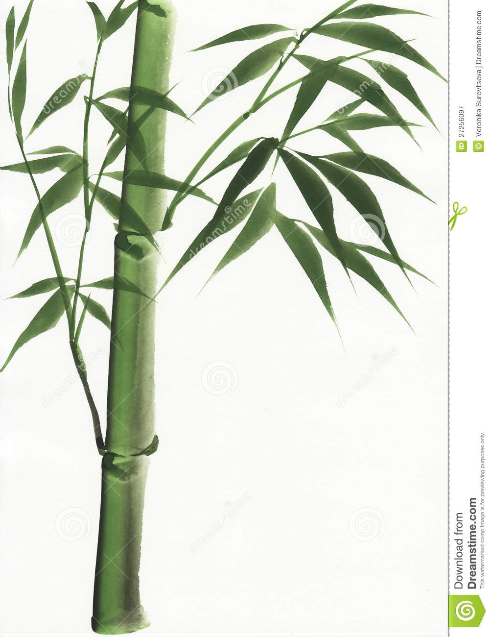 Images Of Chinese Bamboo Paintings