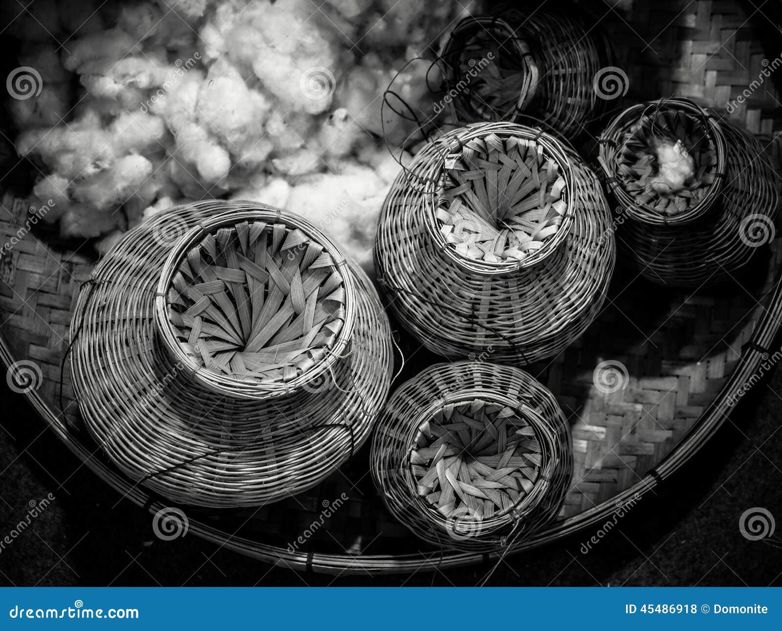 竹篮子纱架鱼