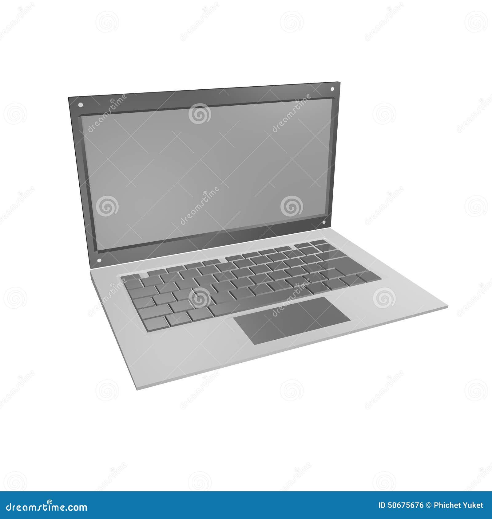 Download 笔记本 库存例证. 插画 包括有 多媒体, 例证, 技术, 计算机, 膝上型计算机, 数字式, 对象, 更加恼怒的 - 50675676
