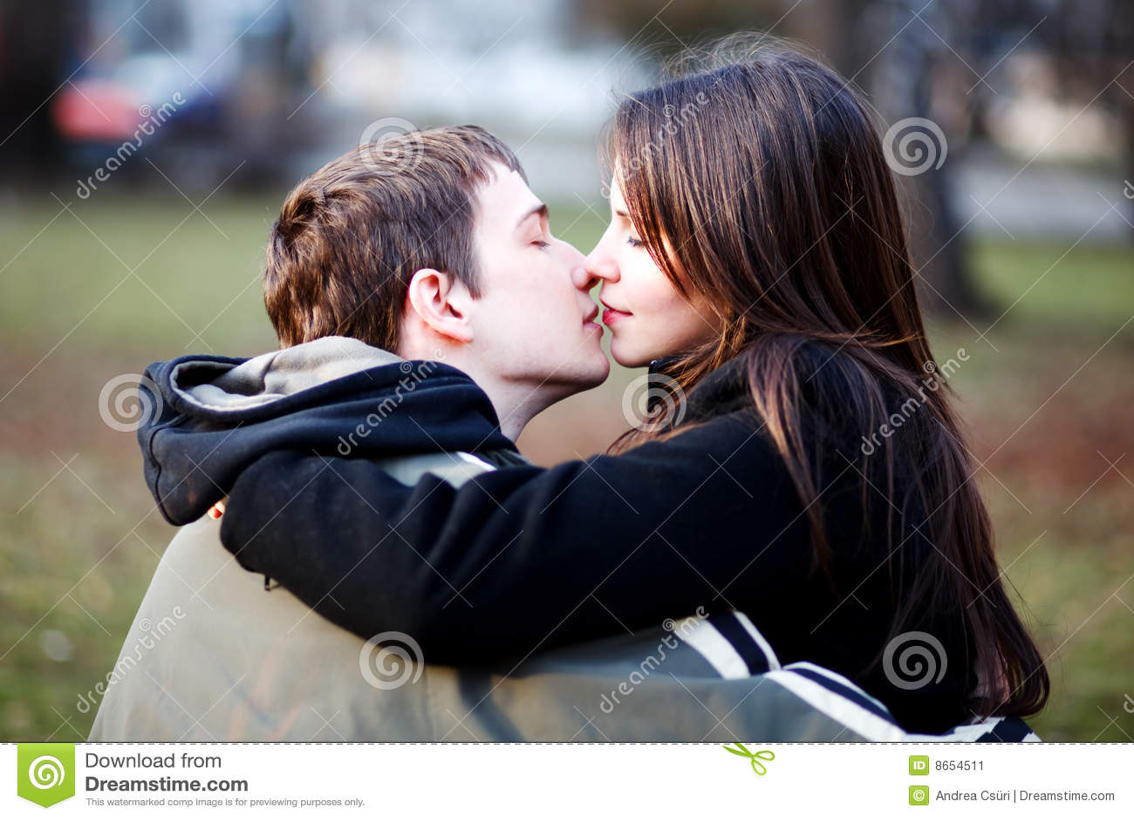 第一个亲吻