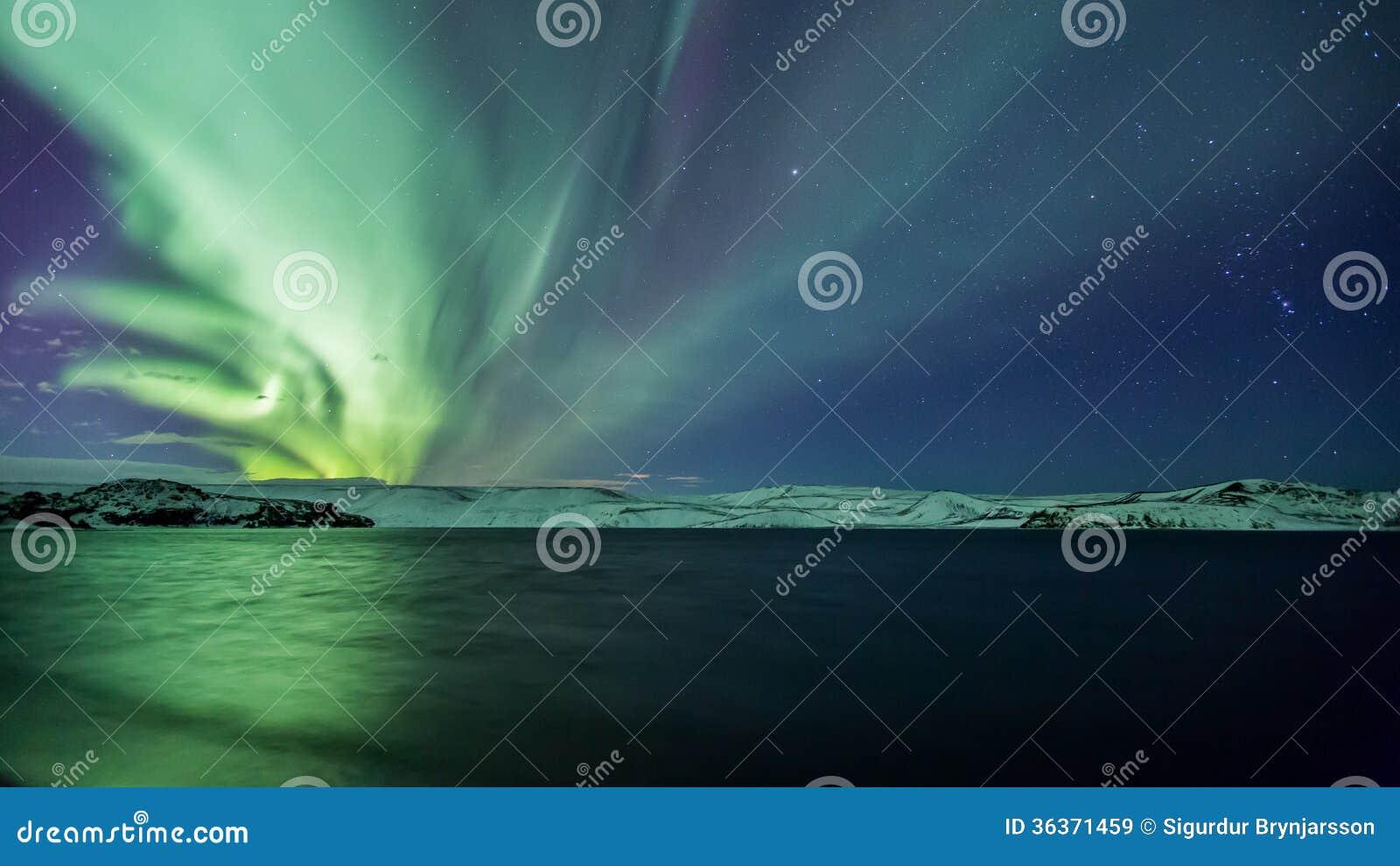 第一北极光2014年