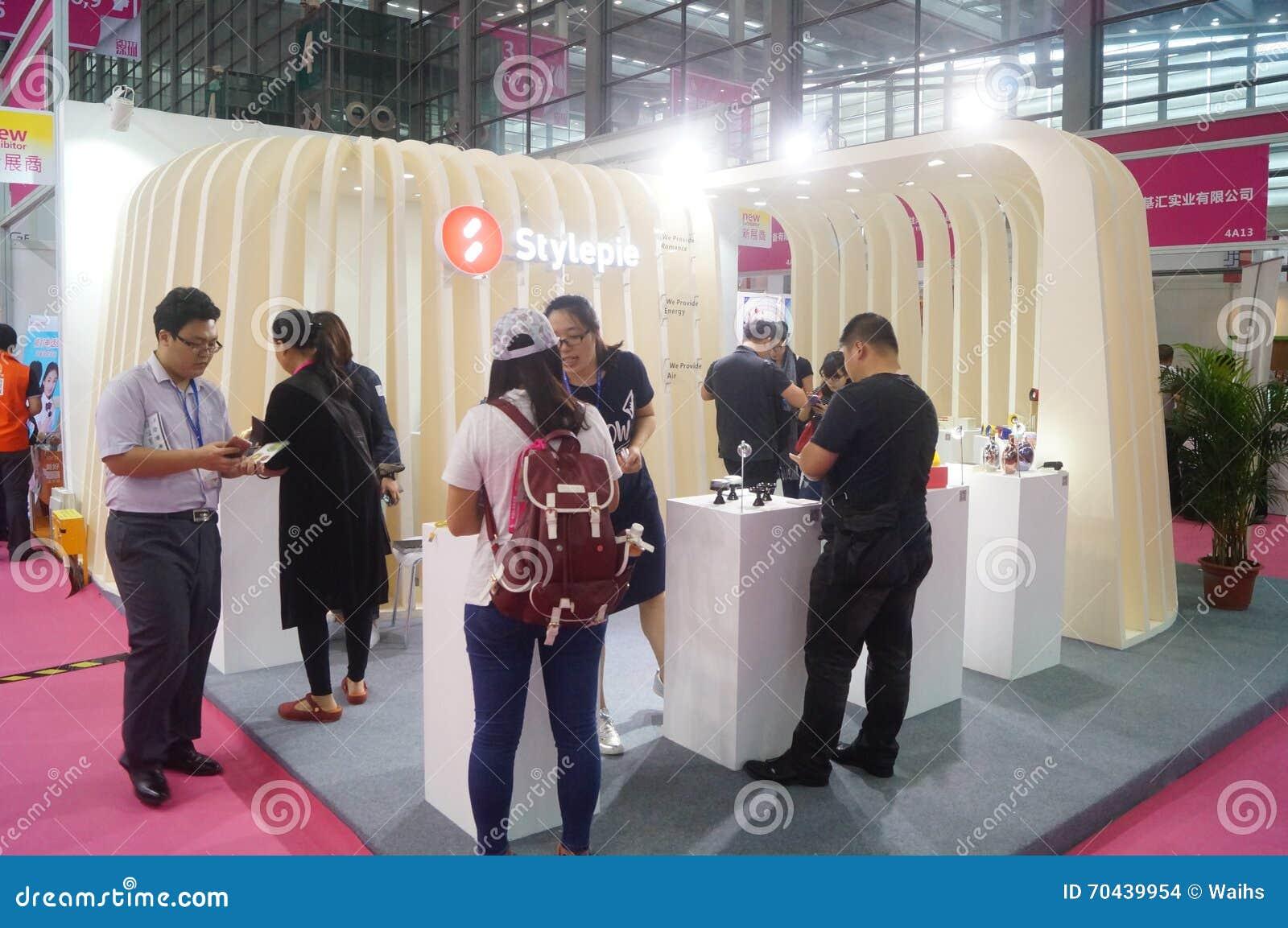 第二十四种中国(深圳)国际礼物、艺术&工艺,家供应陈列