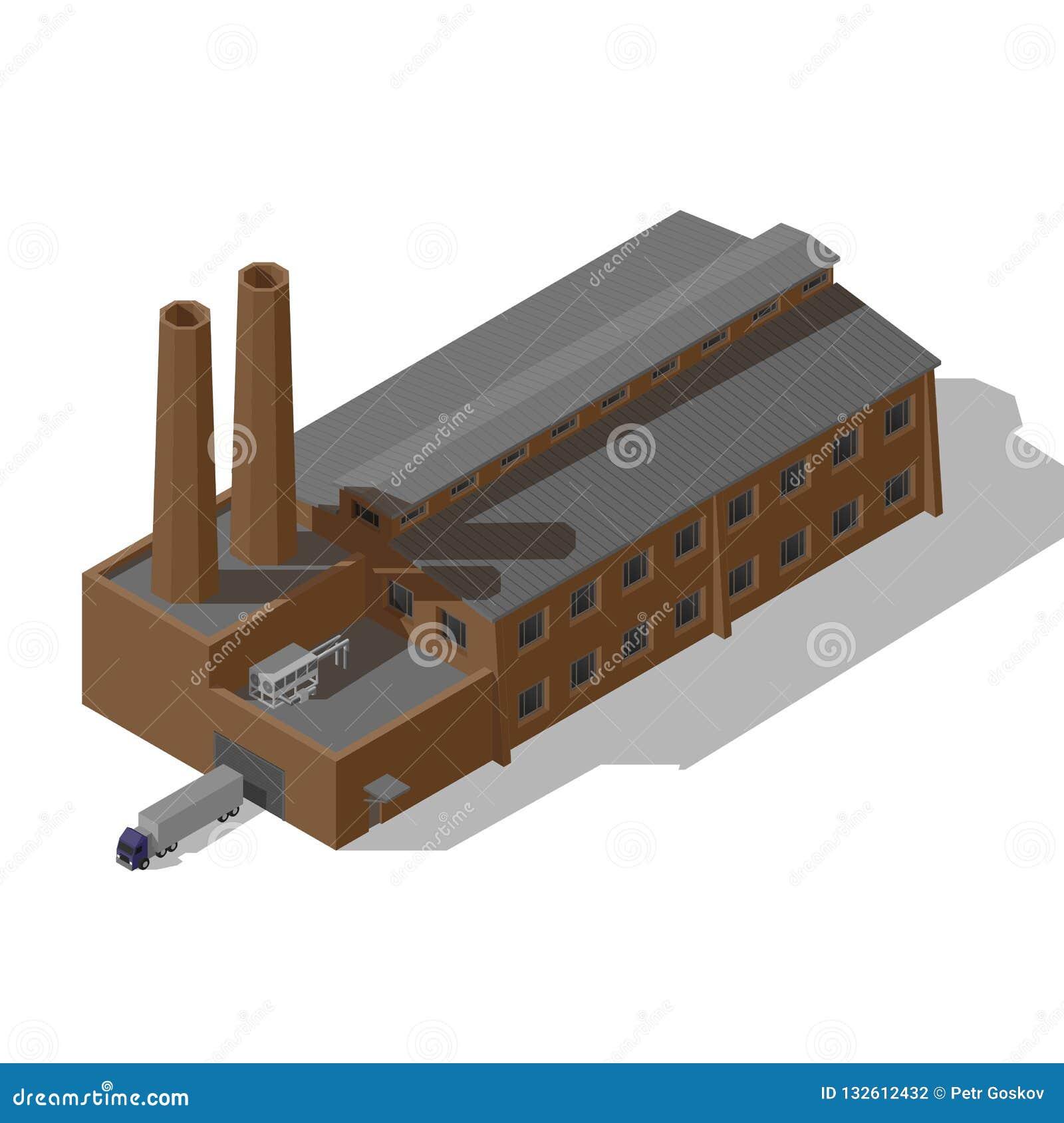 等量工业工厂