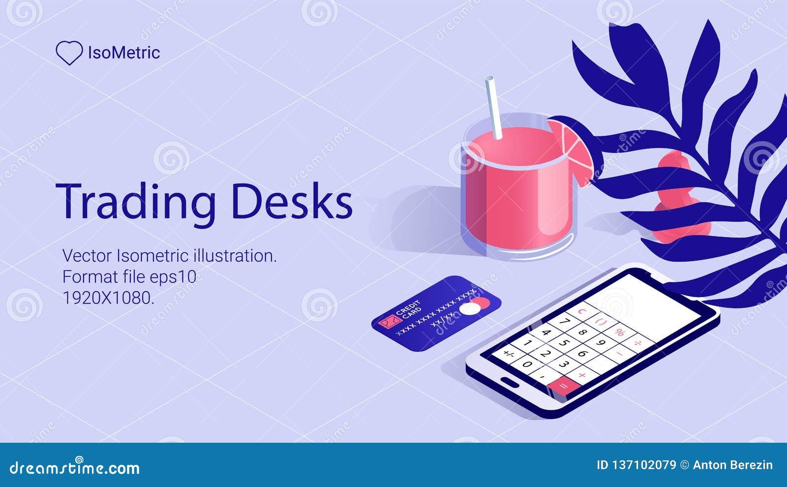 等量工作书桌横幅 自由职业者的书桌
