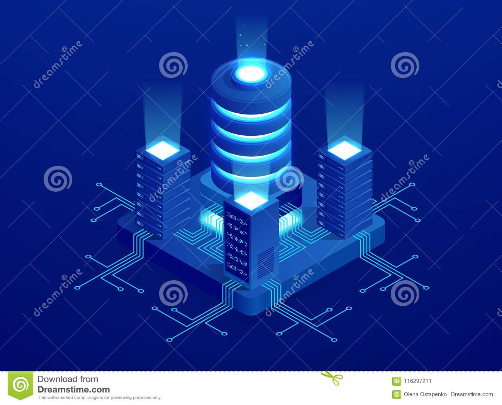 等量数字技术网横幅 大数据机器学习算法 分析和信息 大数据存取