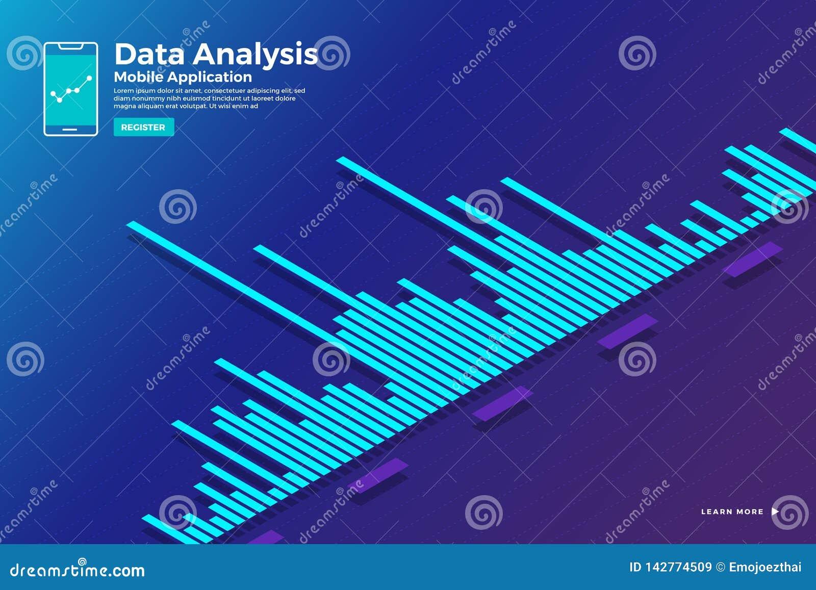 等量数据分析图表
