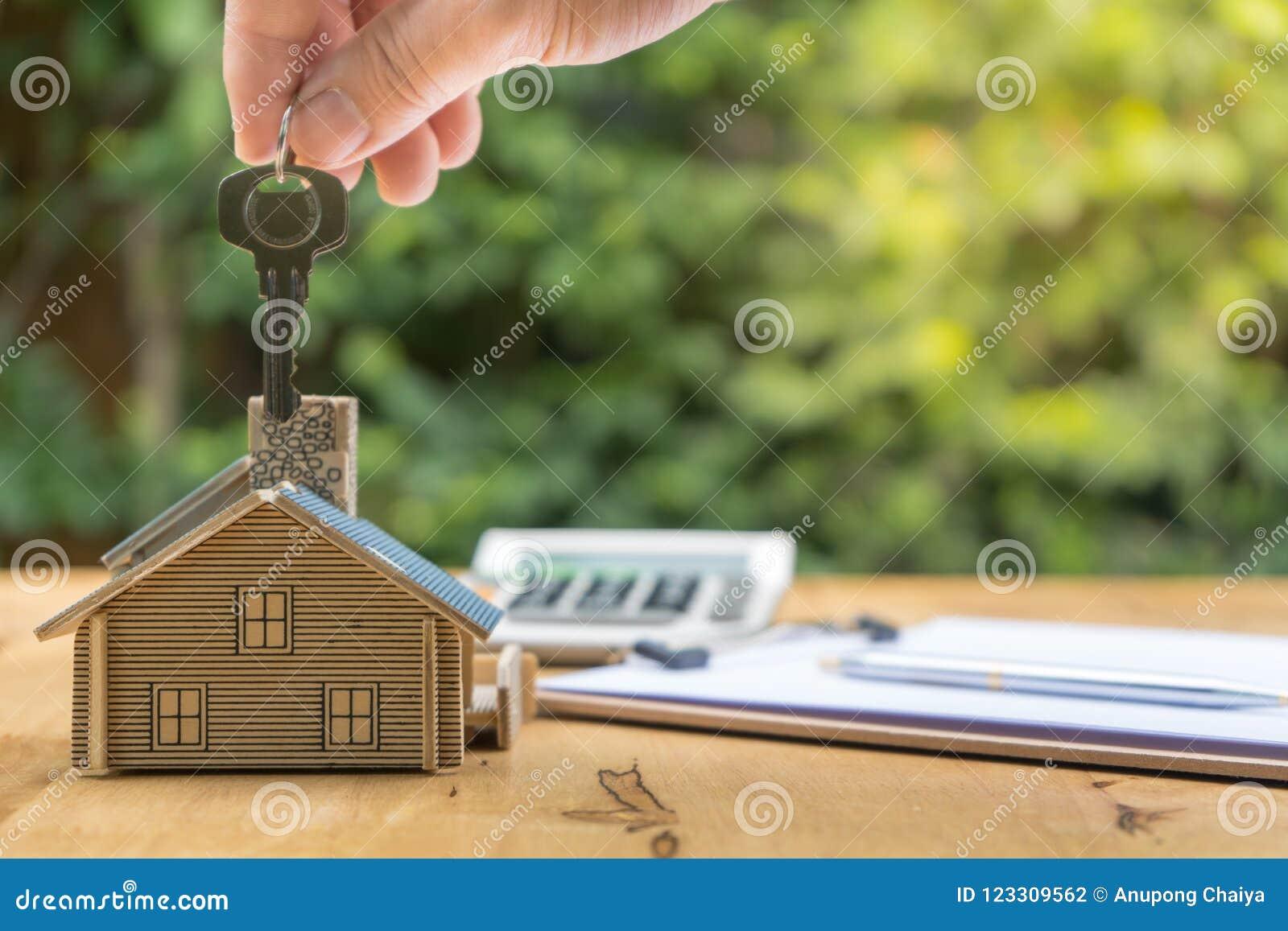 签署合同买进卖出房子的事务