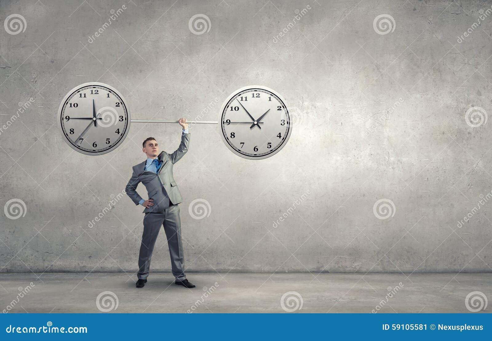 管理您的时间