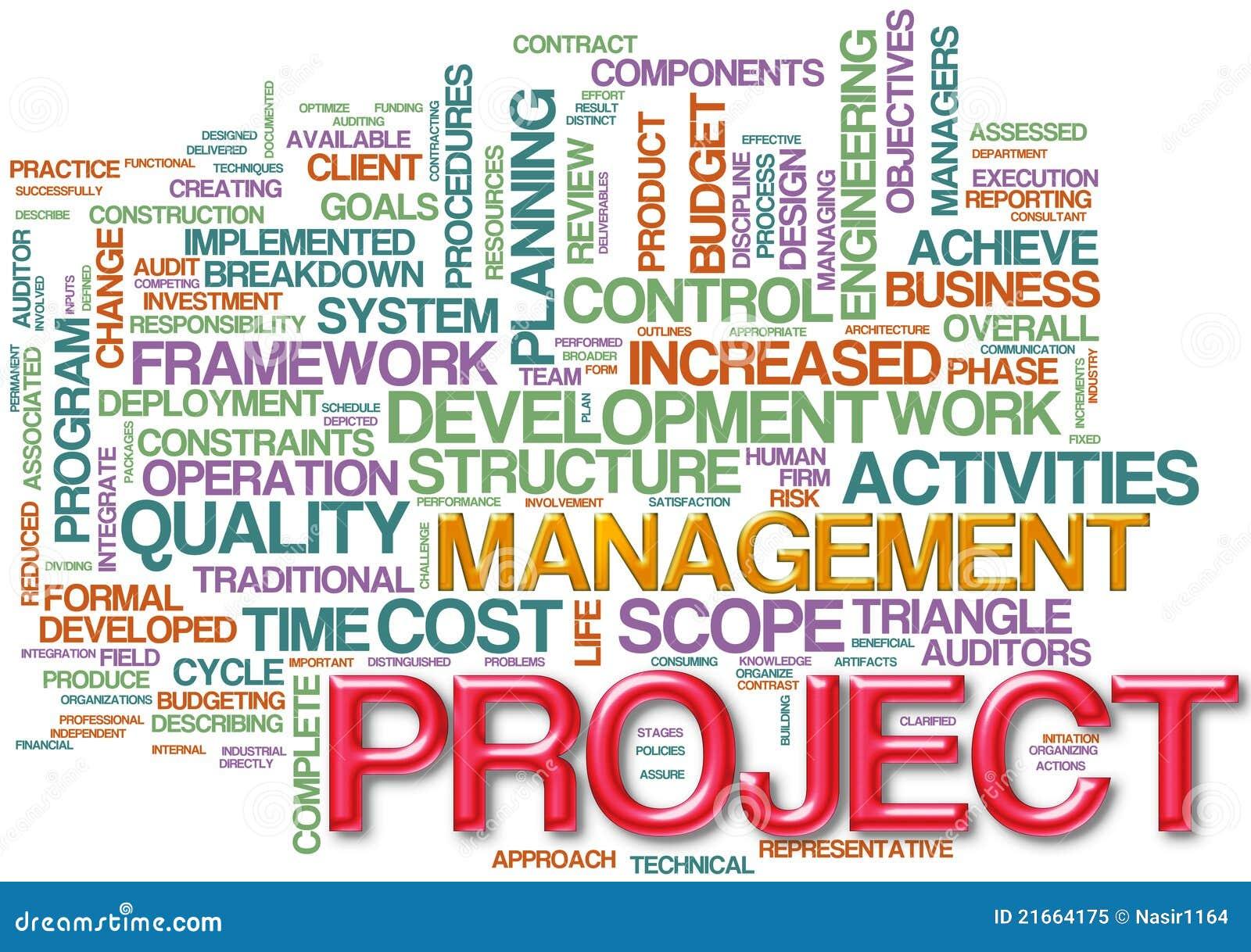 管理项目wordcloud