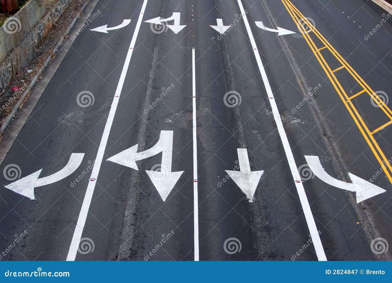 箭头运输路线