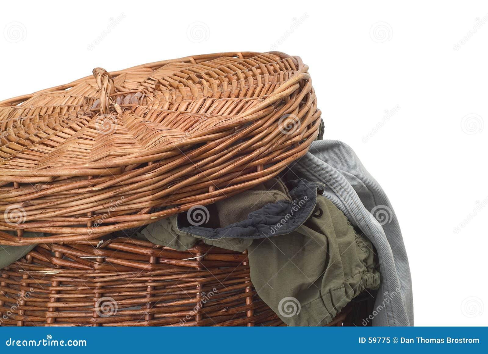 篮子洗衣店