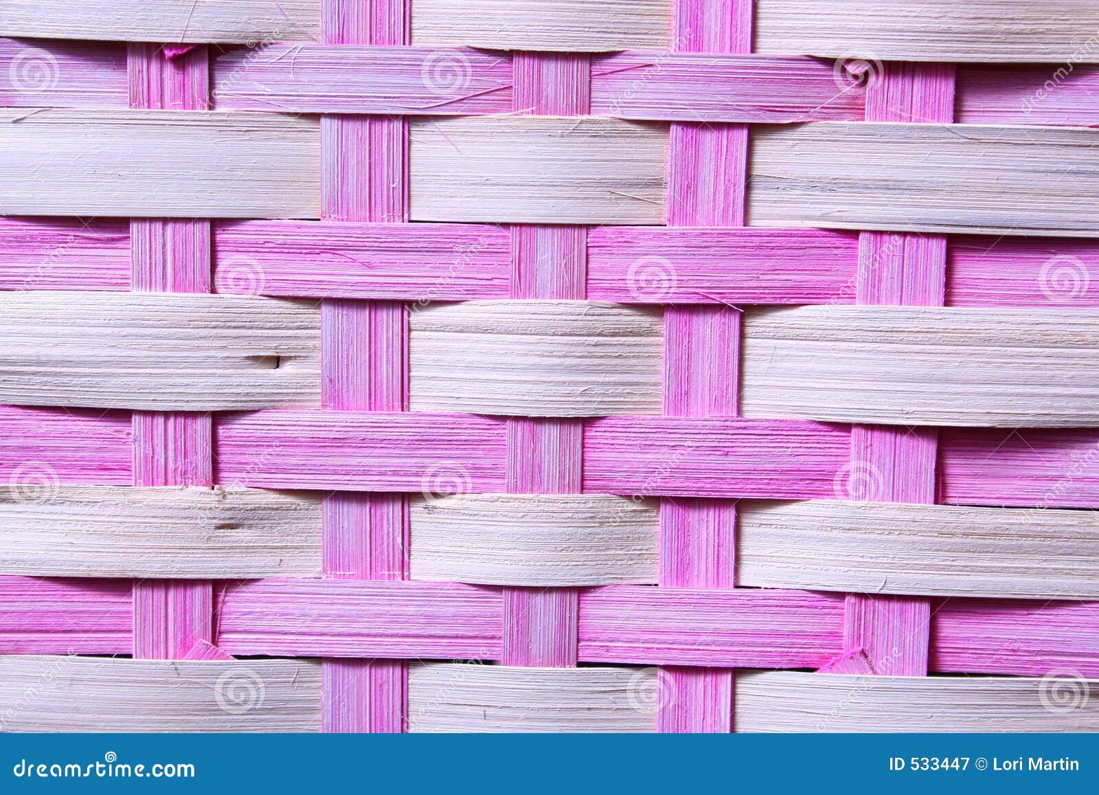 Download 篮子粉红色织法 库存图片. 图片 包括有 宏指令, 装饰, 抽象, 空白, 纹理, 织法, 背包, bataan - 533447
