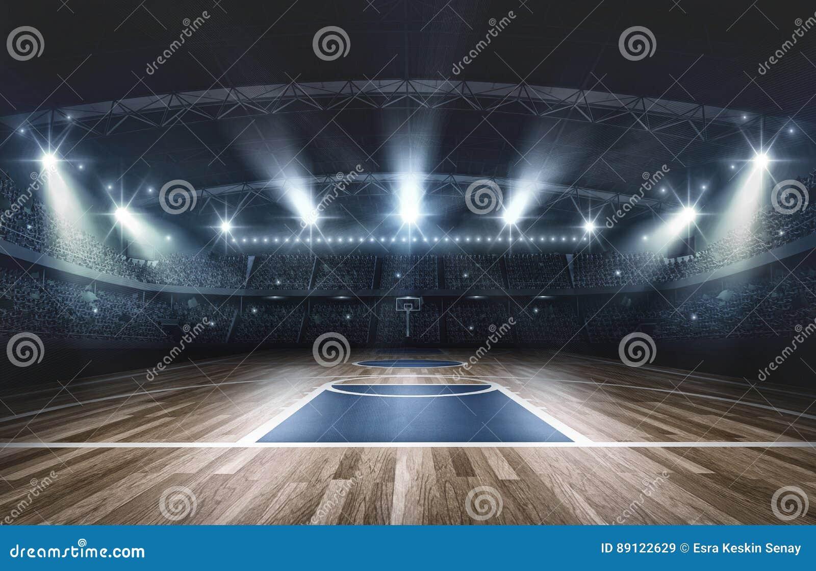 篮球竞技场, 3d翻译