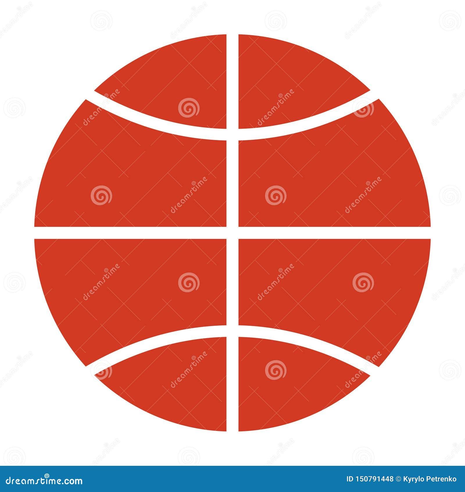 篮球赛在白色背景的最后一球象