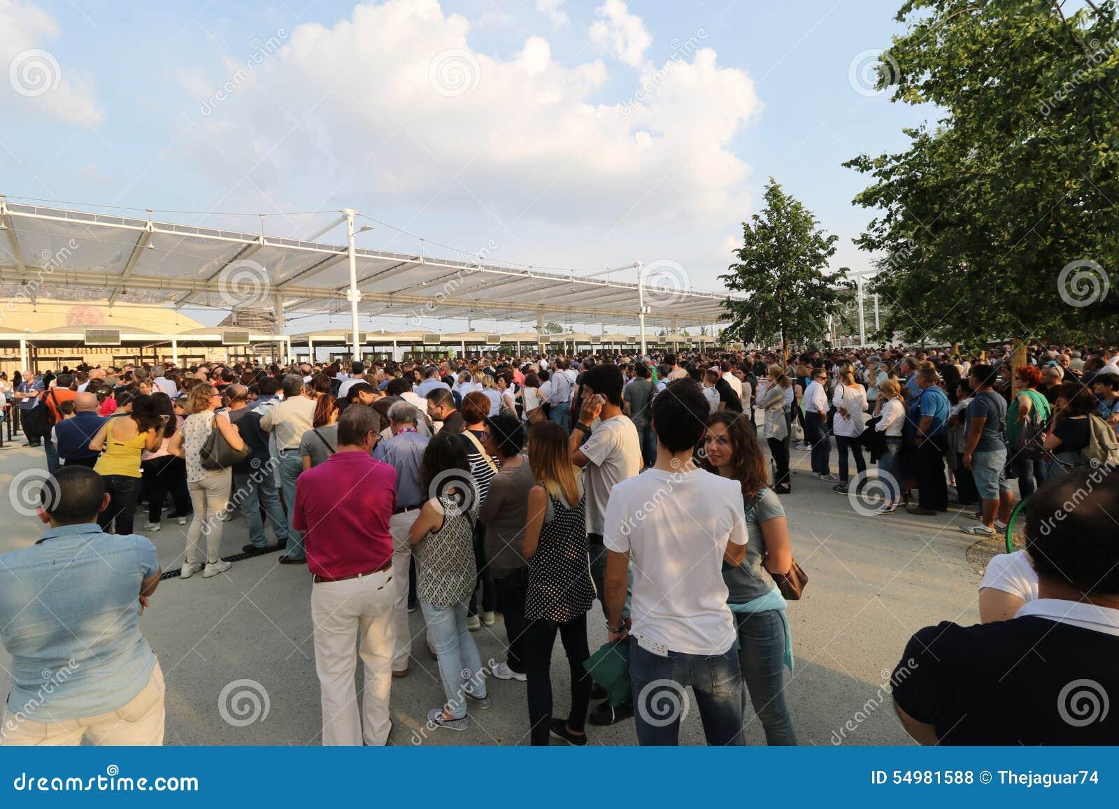 米兰商展,意大利