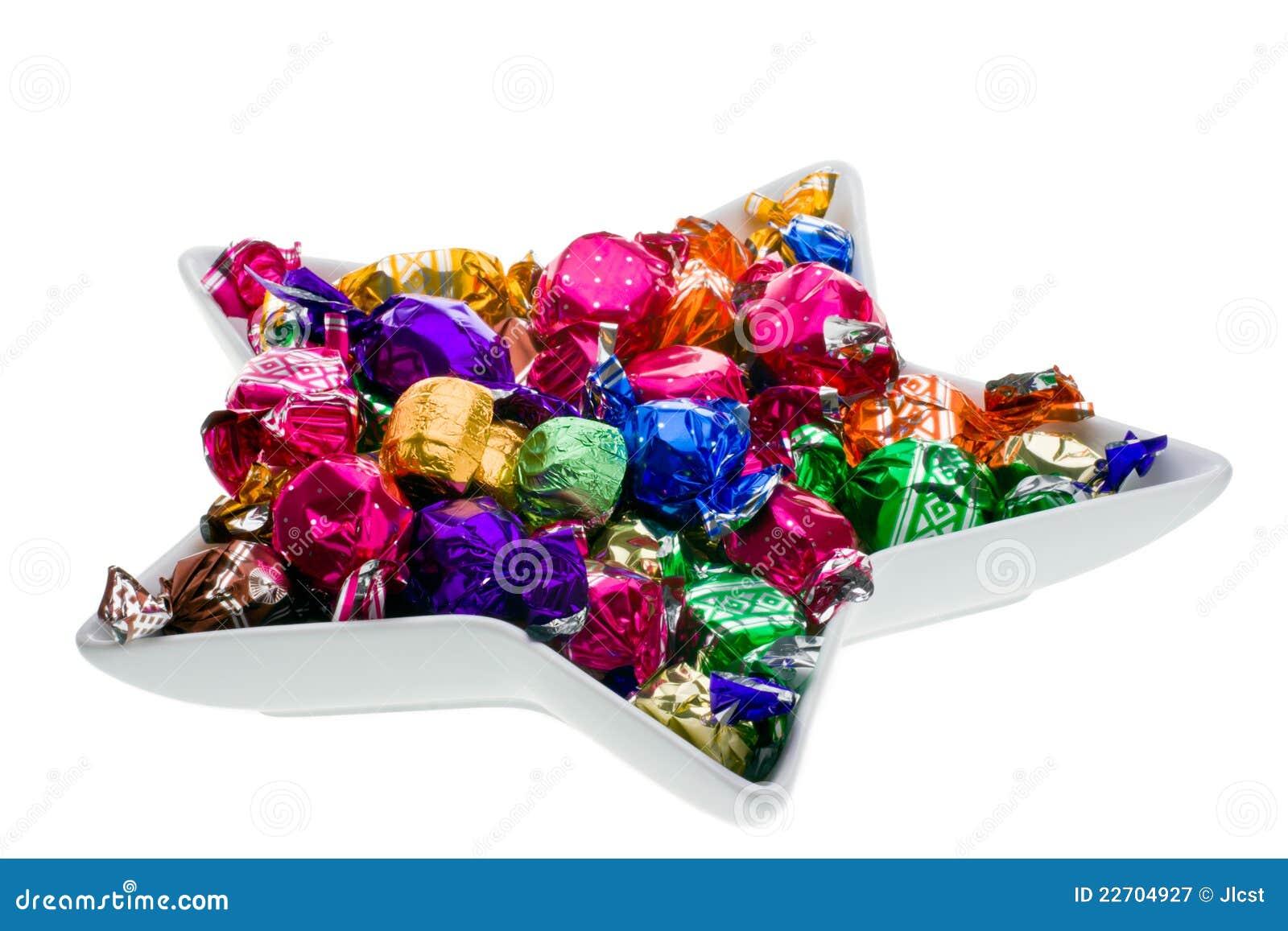 糖果巧克力盘
