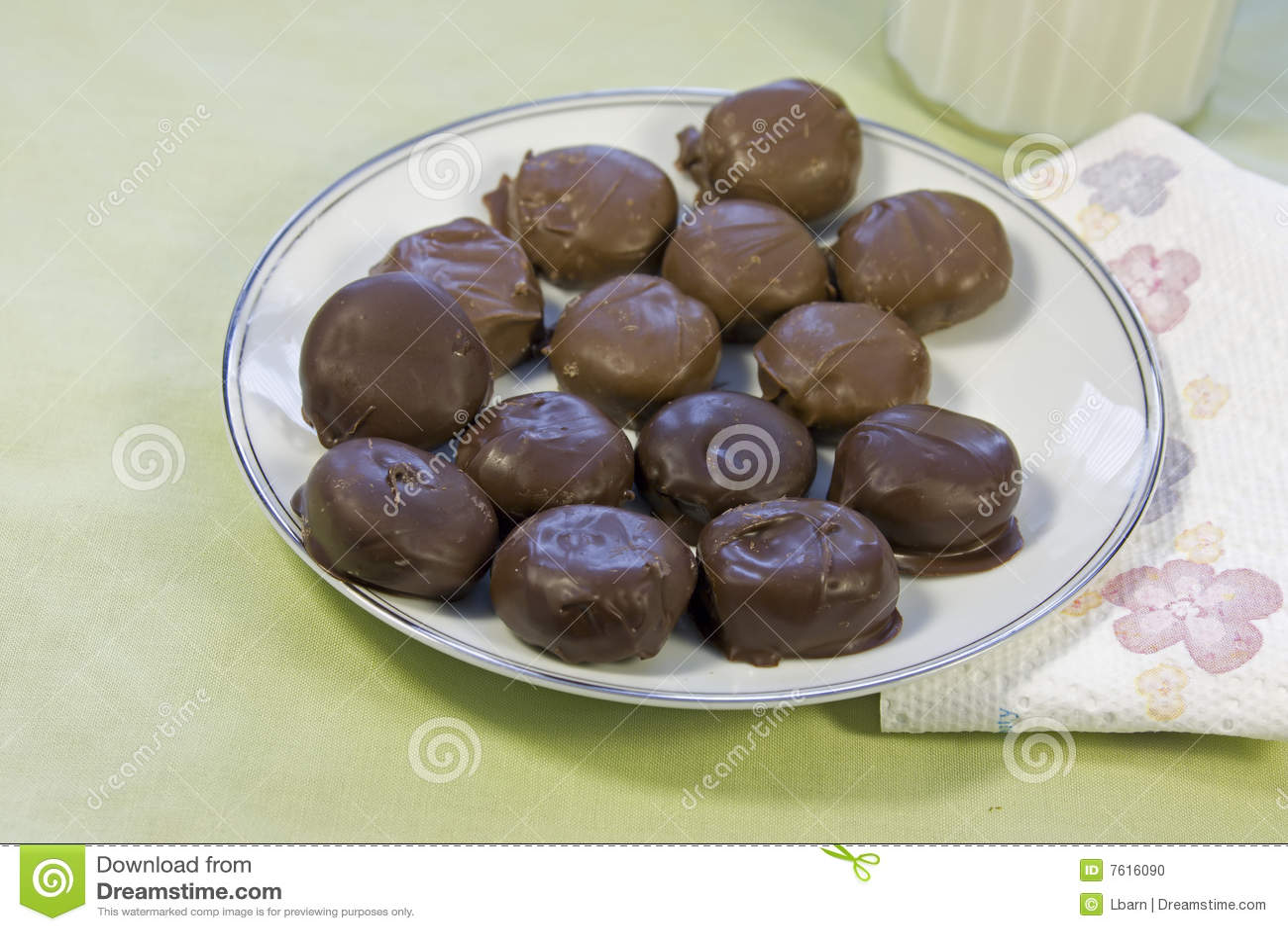 糖果巧克力黑暗的牛奶快餐