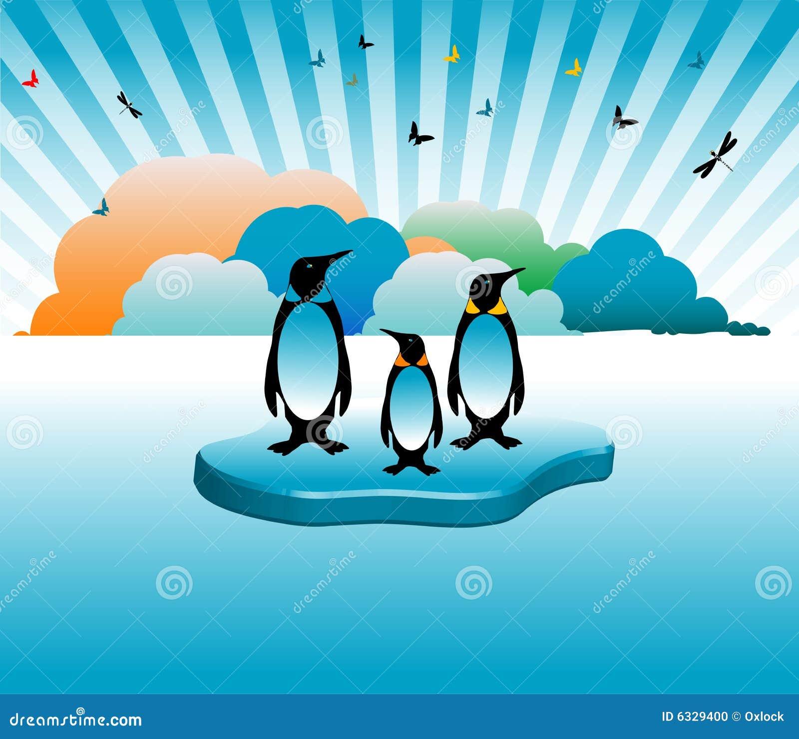 孕妇做梦梦到好多企鹅