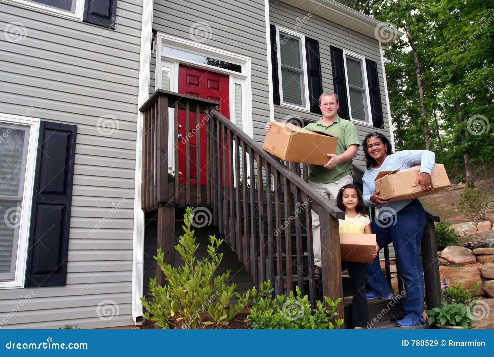 系列房子移动新