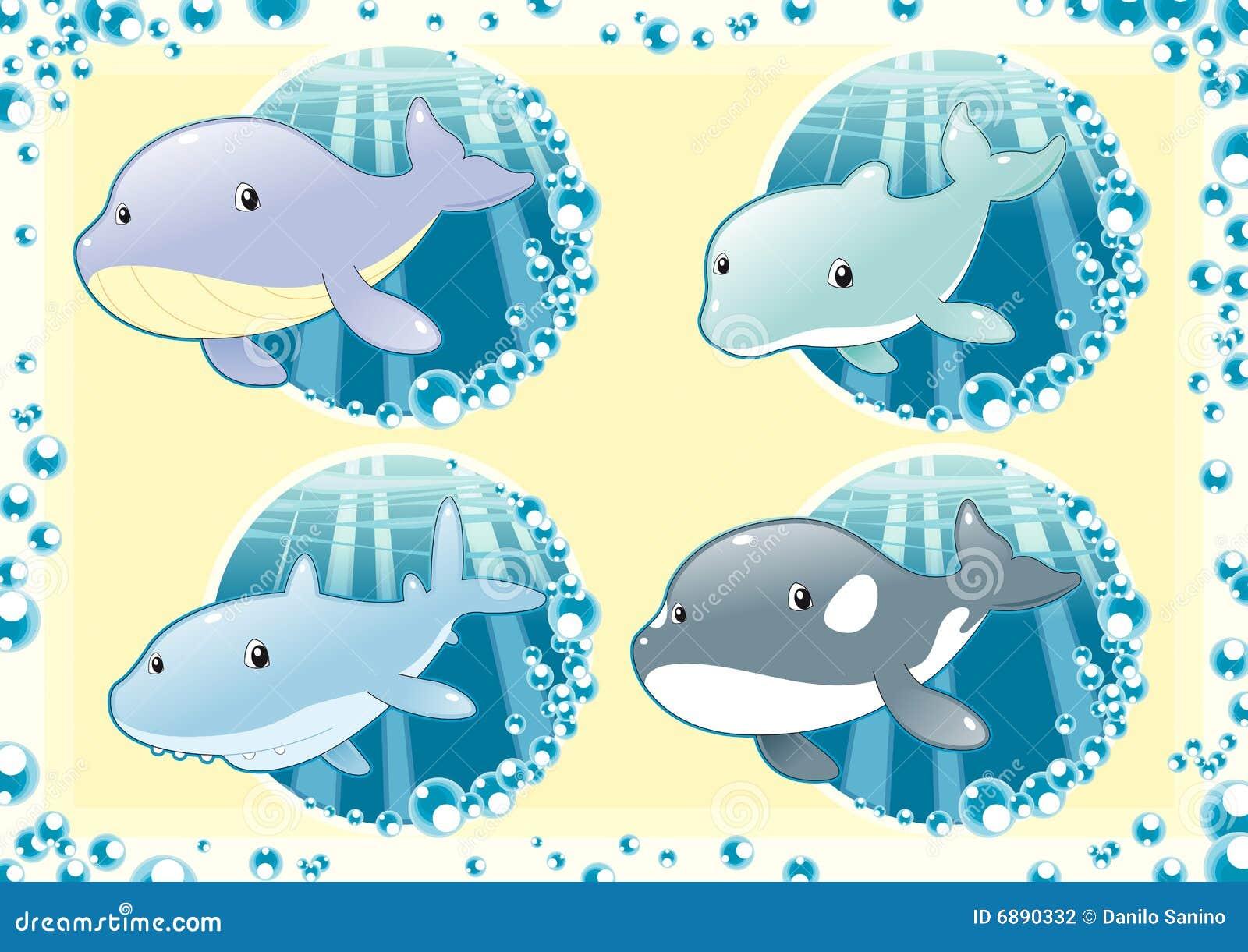 系列鱼海洋