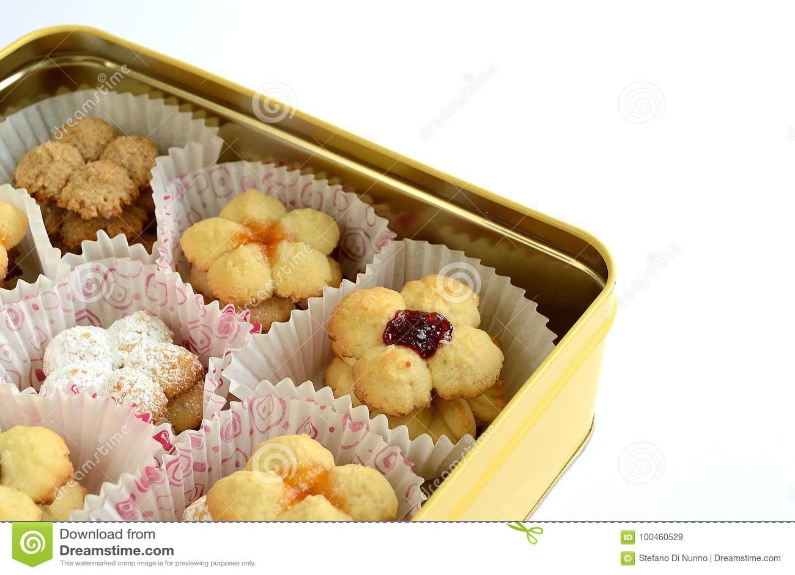素食主义者饼干用果子果酱