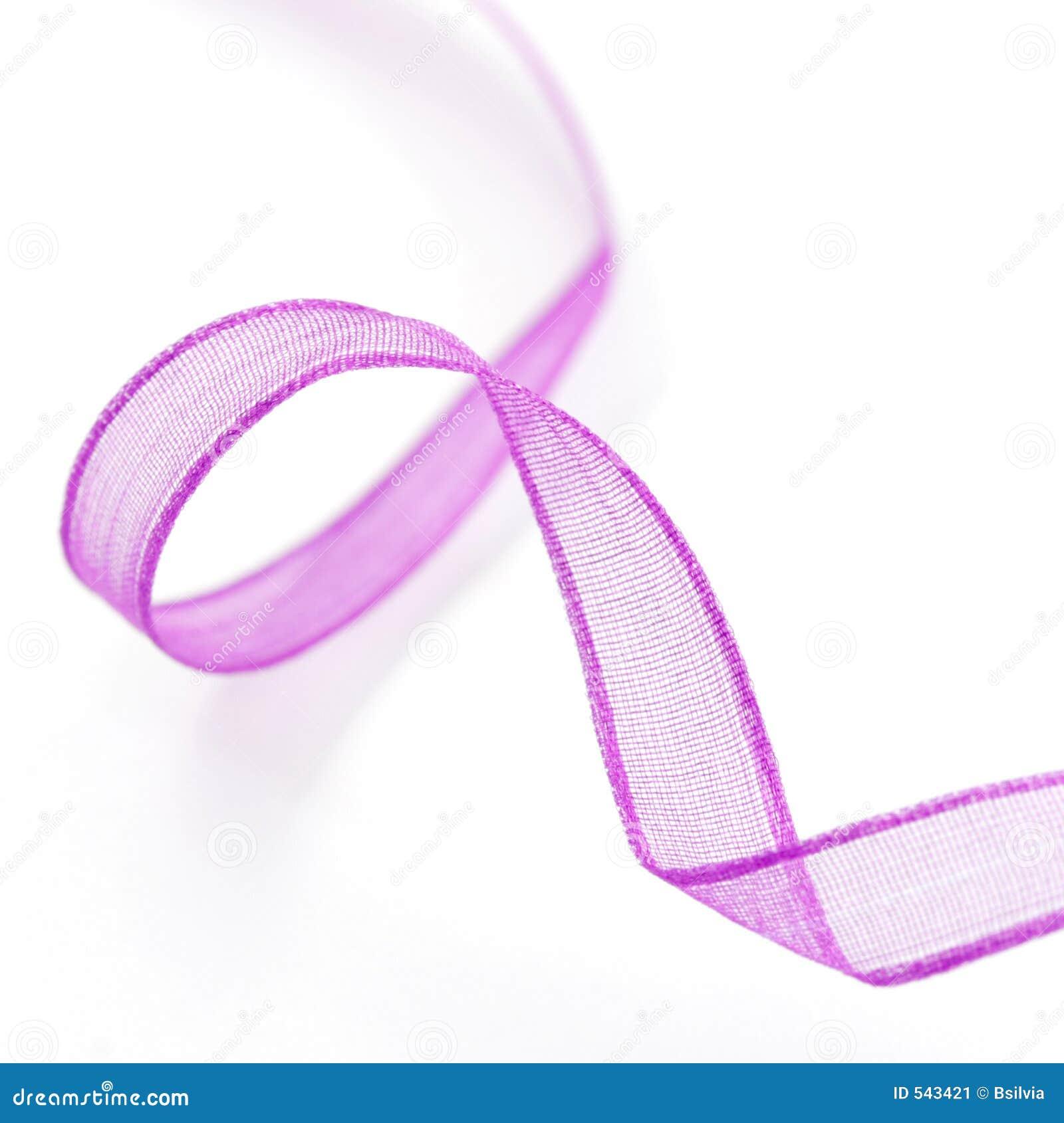 Download 紫色丝带 库存图片. 图片 包括有 丝带, 包裹, 存在, 生日, 空白, 欢乐, 颜色, 场合, 结构, 礼品 - 543421