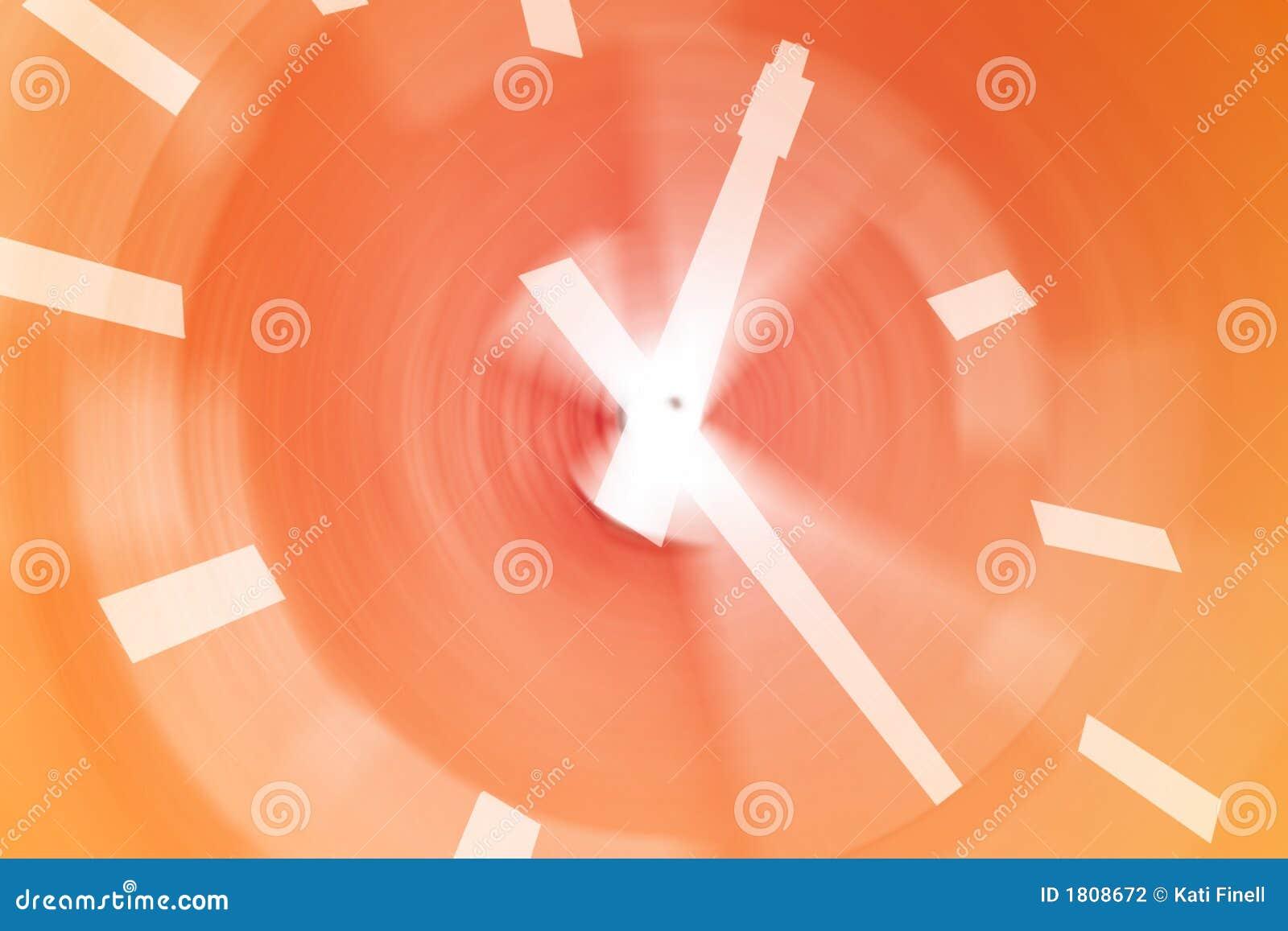 繁忙的时钟