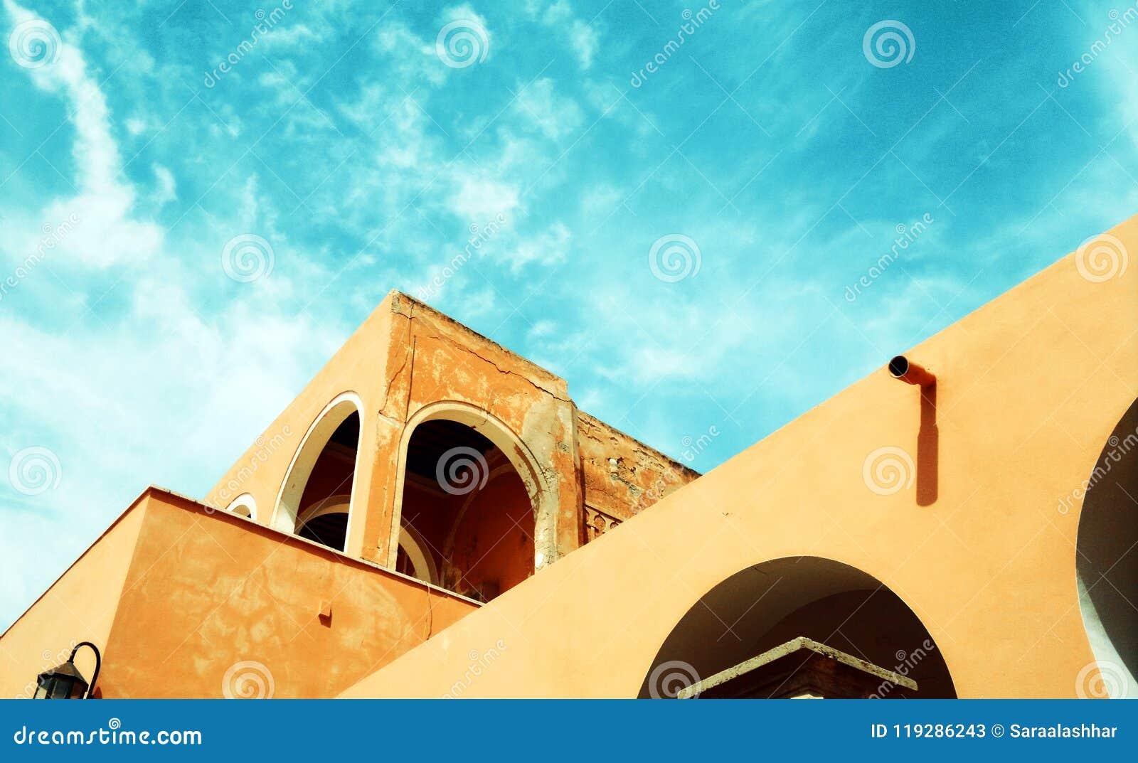 红色城堡的黎波里Alsaraya