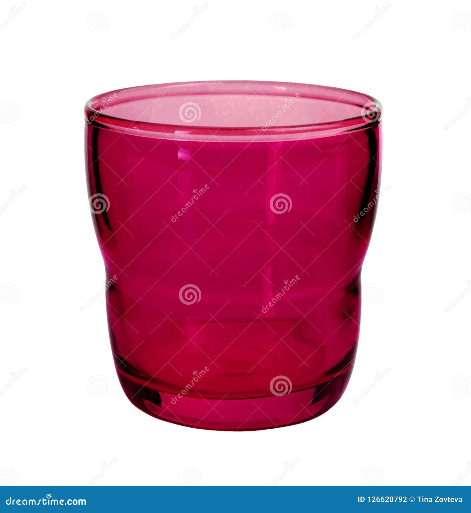 红色塑料水