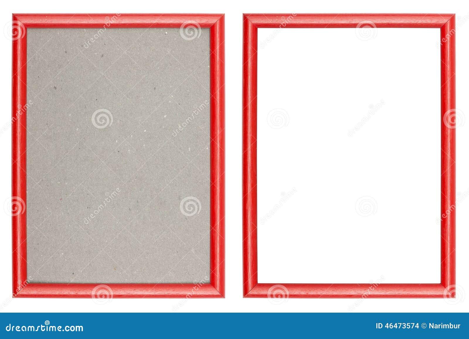 红色塑料画框图片