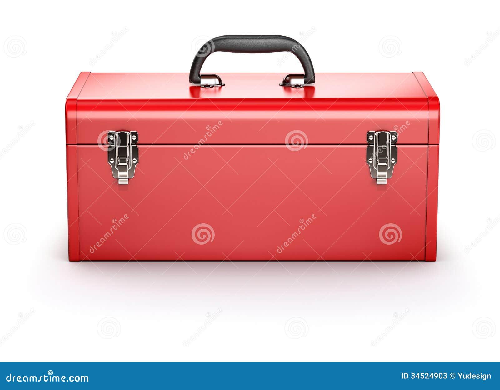 红色工具箱