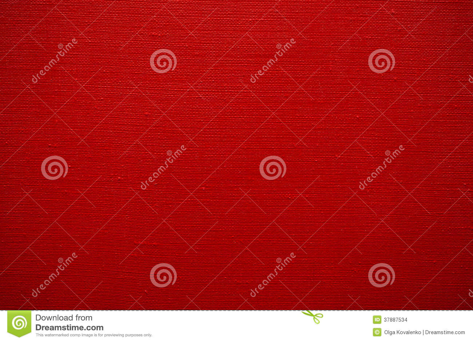红色帆布纹理