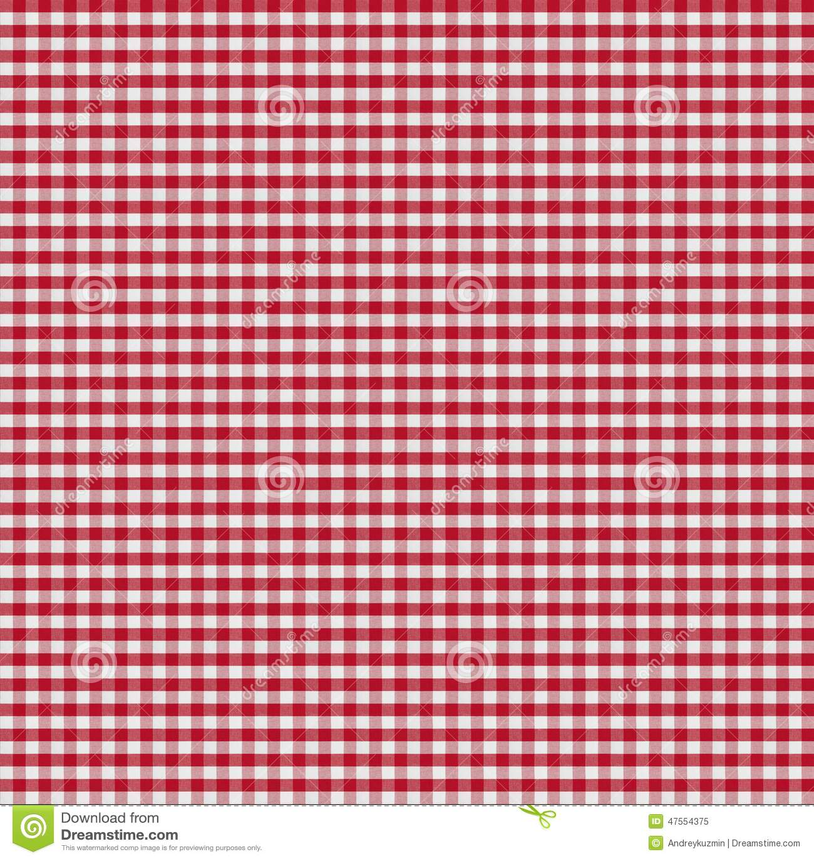 红色方格的桌布包括的表或