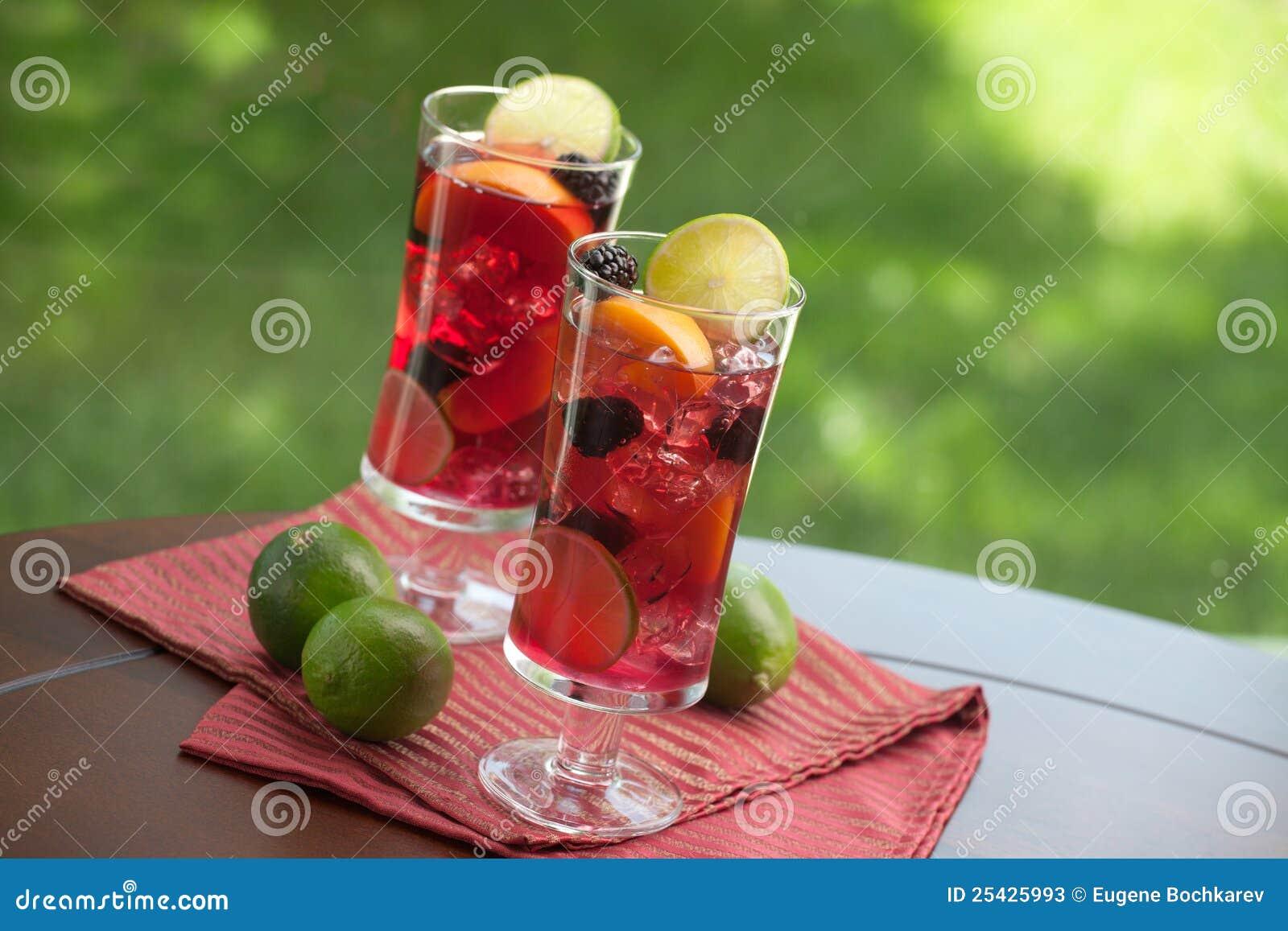红色桑格里酒