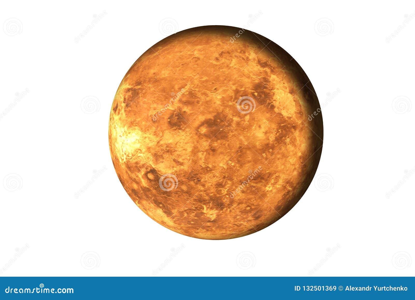 红色死的火行星 在白色隔绝的空间的死的行星 这个图象的元素由美国航空航天局装备