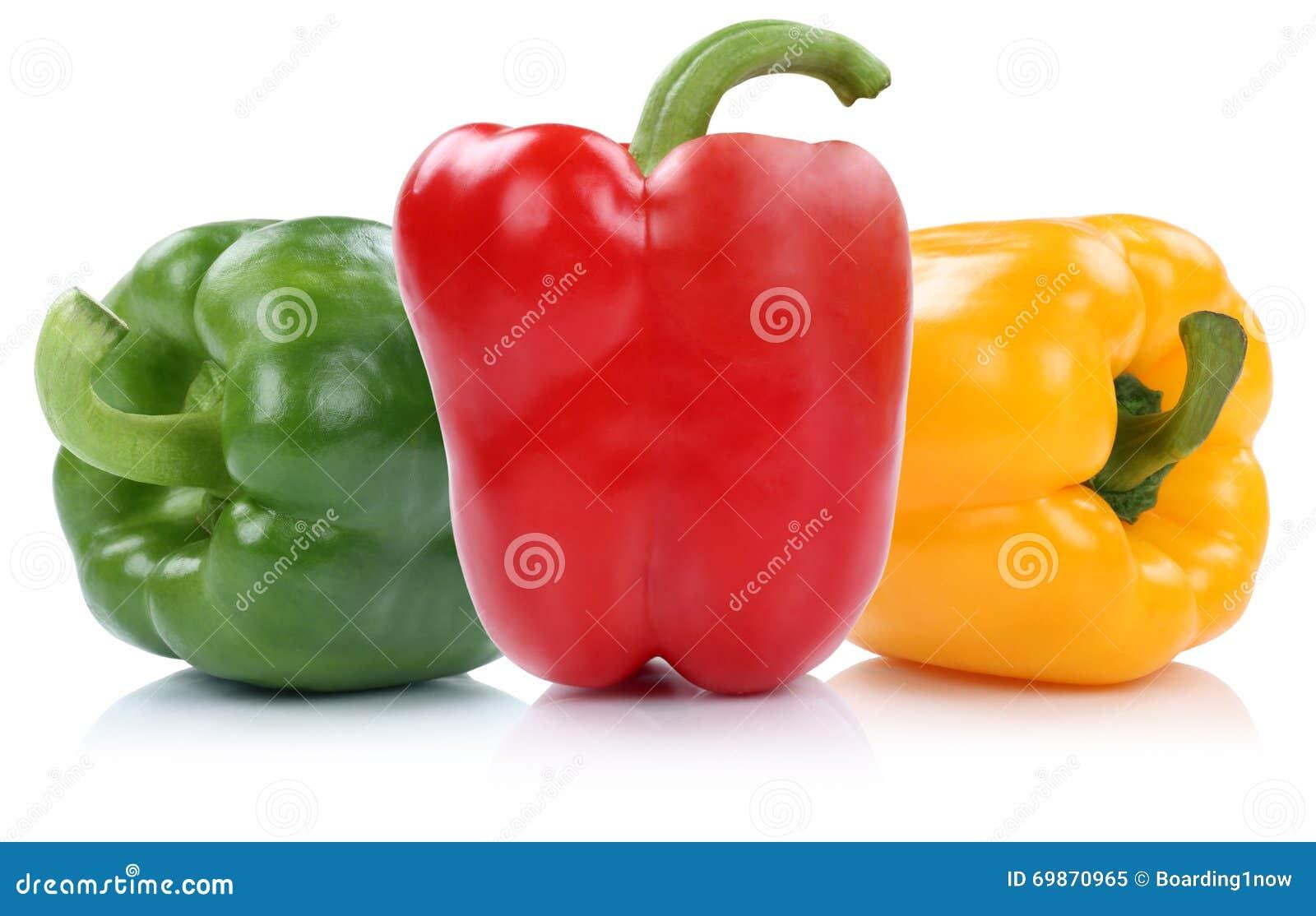 红色黄绿色甜椒以子弹密击菜辣椒粉的辣椒粉