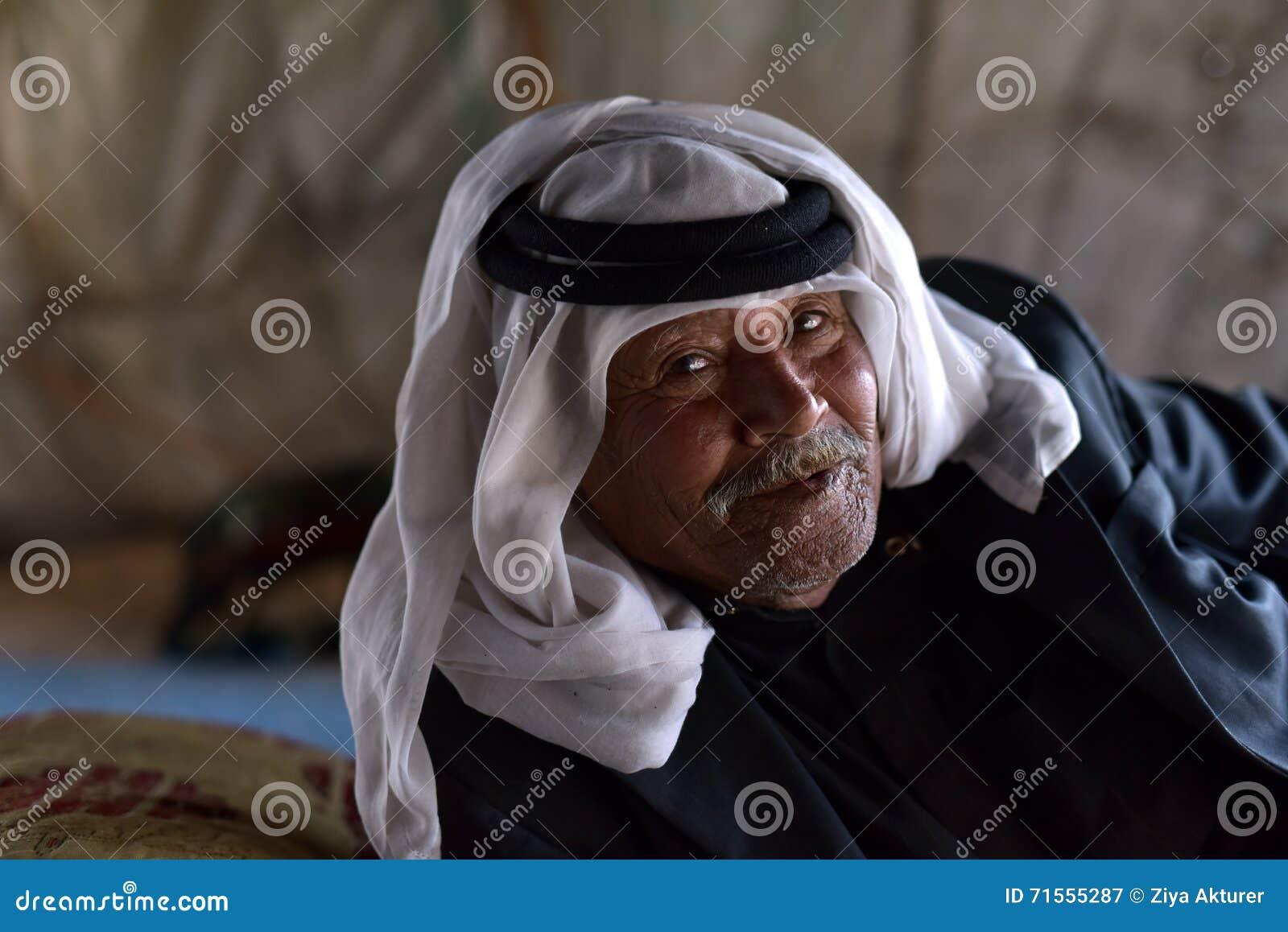 从约旦的一个流浪者