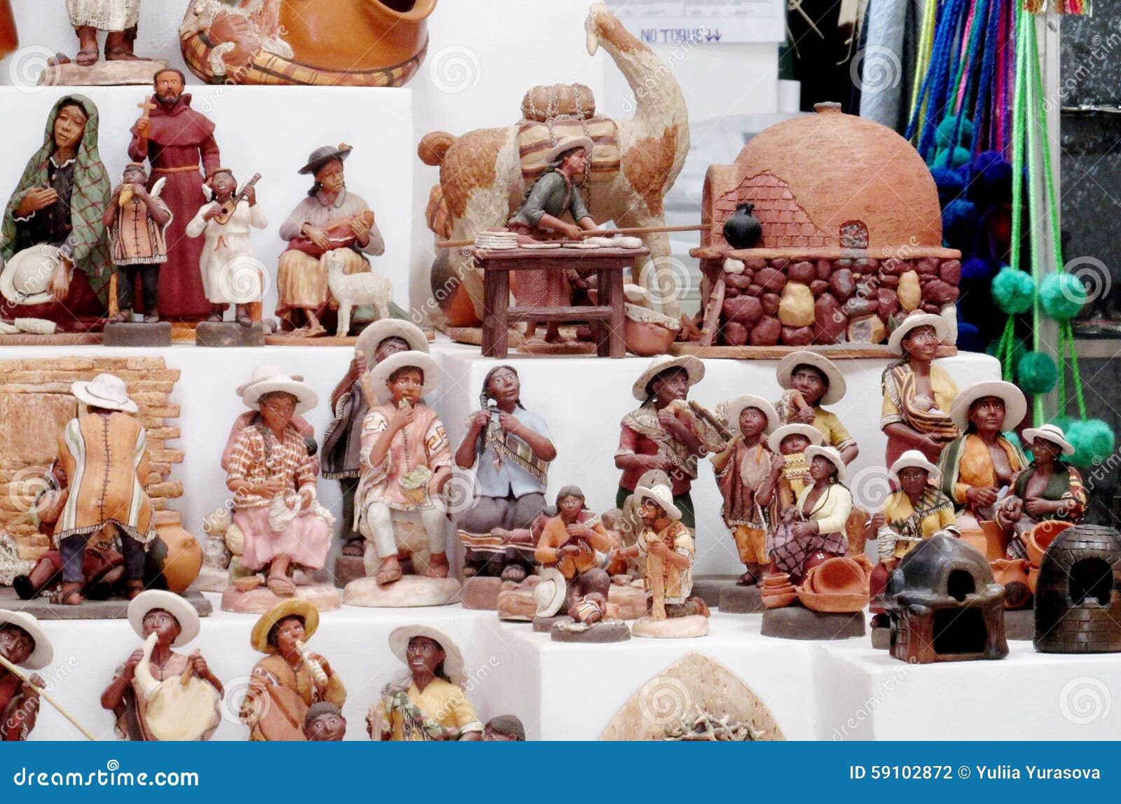 纪念品印地安人形象
