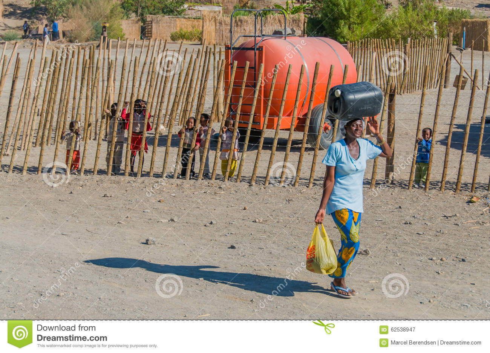 纳米比亚-奥兰治河