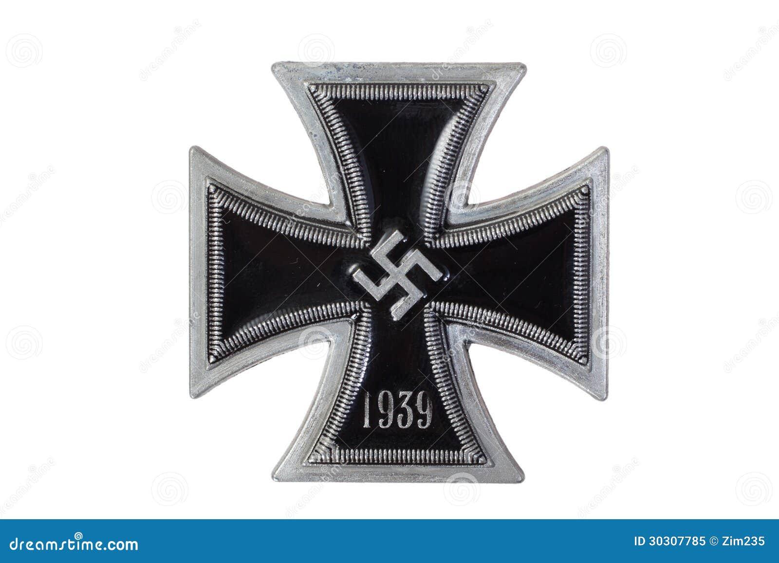 纳粹德国奖牌铁十字勋章