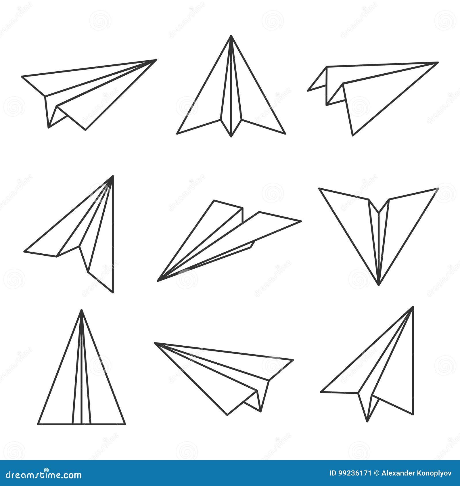 纸平面概述