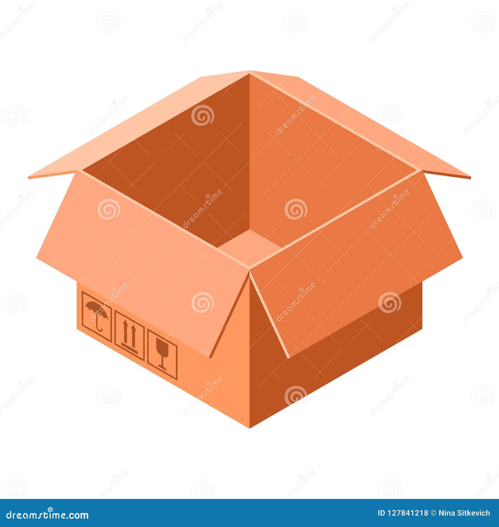 纸板箱象,等量样式
