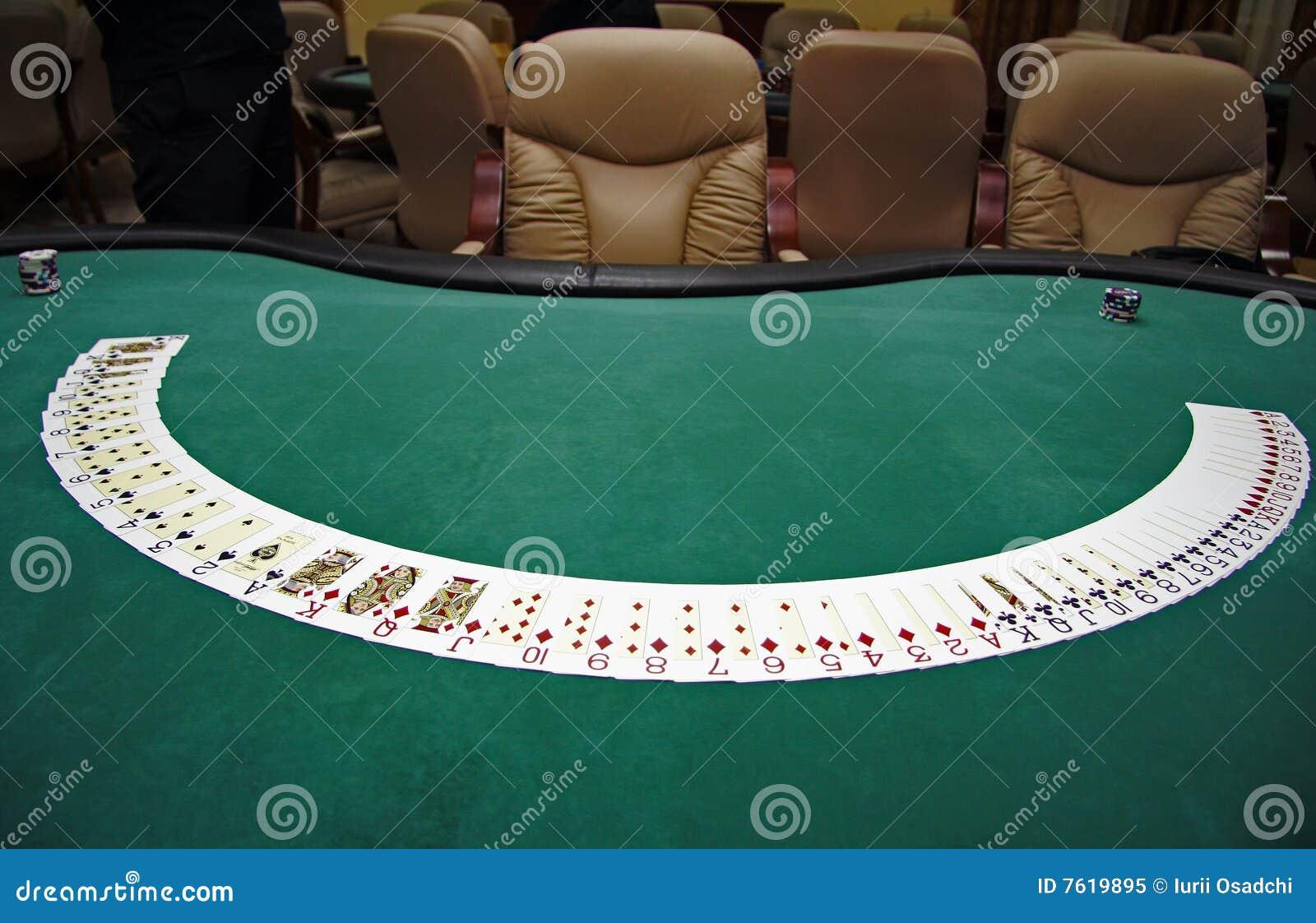 纸牌游戏表