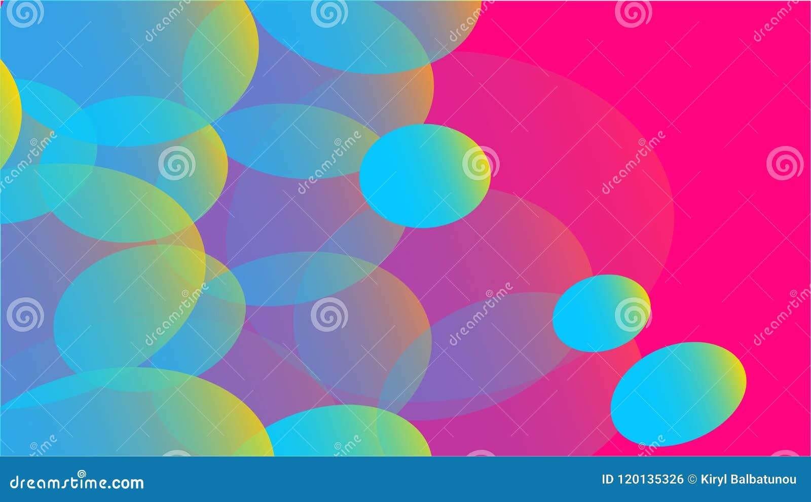 纹理透明蓝色抽象三维独特不可思议在周围和宇宙轻的美丽的空气长圆形不同的形状