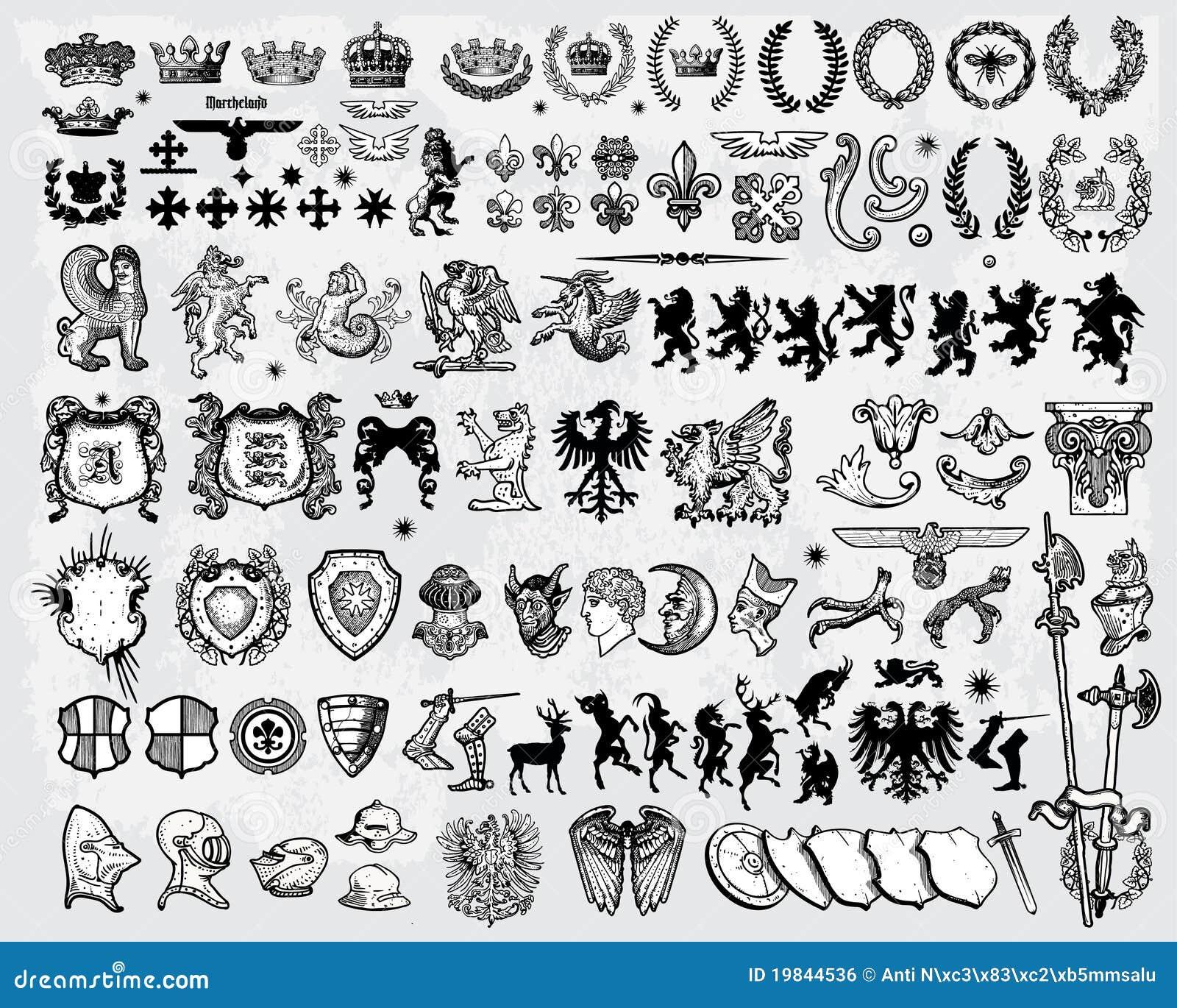 纹章学设计的要素