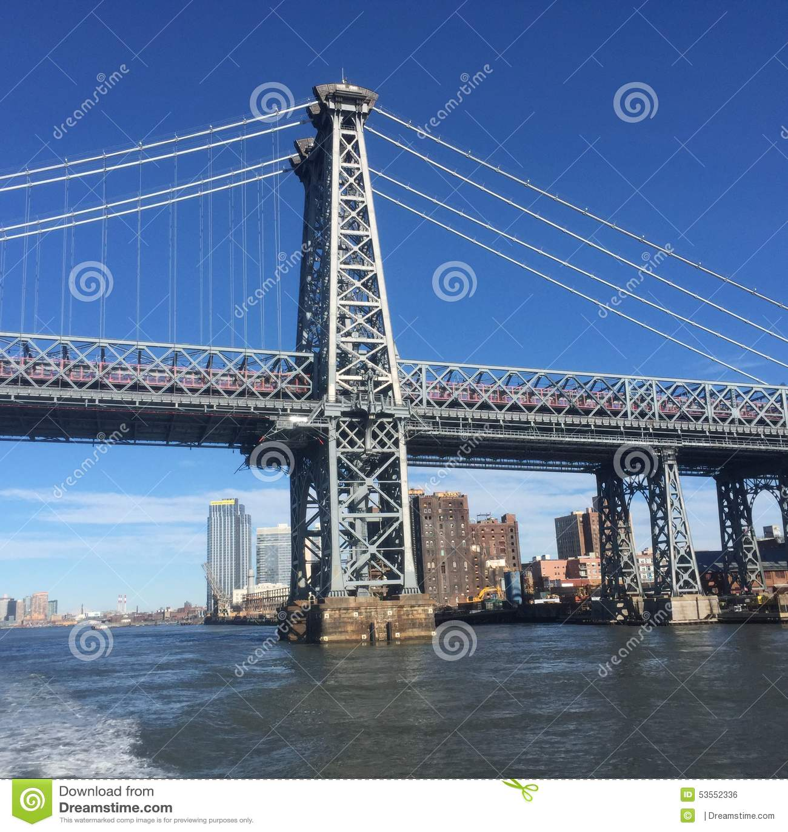 纽约惊人的视图
