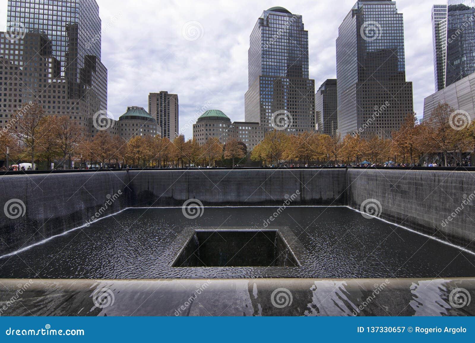 纽约香港世界贸易中心全国9月11日纪念品&博物馆