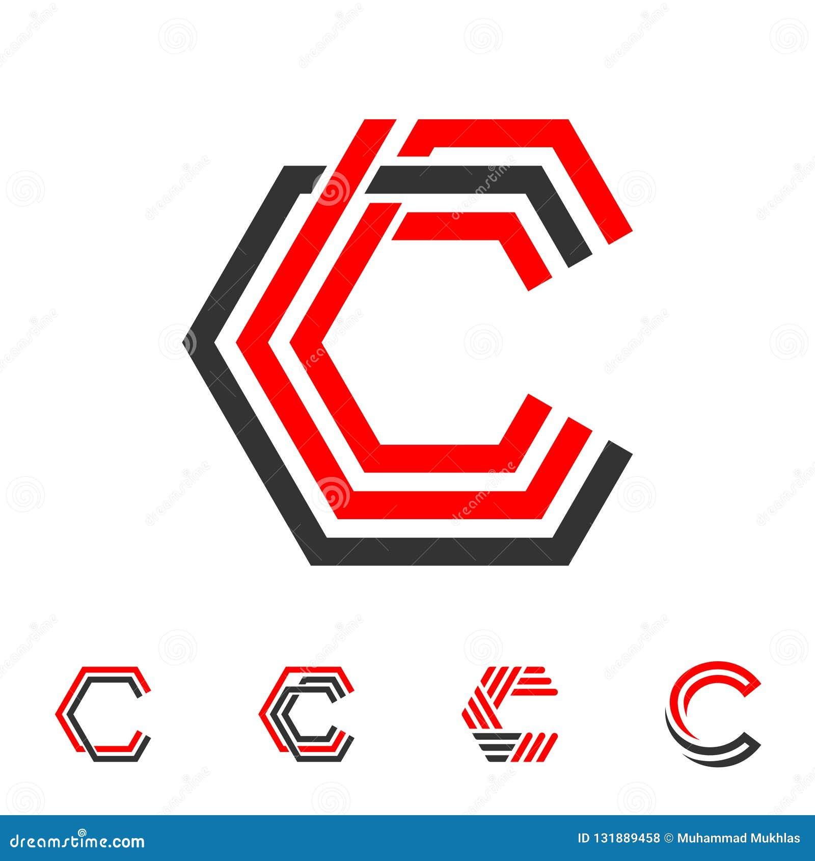 线信件C商标
