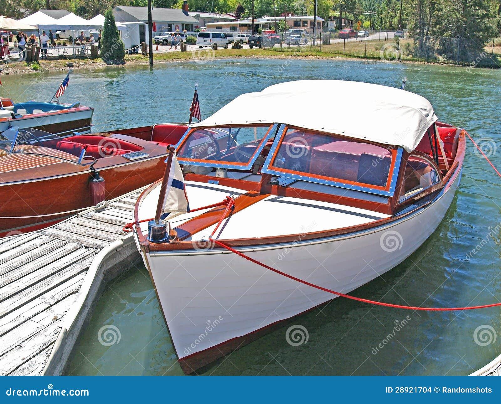 经典克里斯工艺轻便汽艇